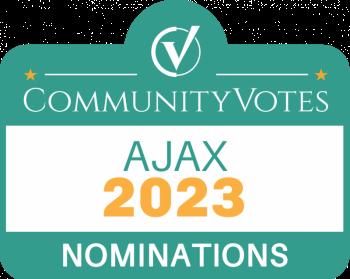 CommunityVotes Ajax 2021