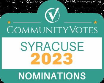 CommunityVotes Syracuse 2021