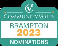 CommunityVotes Brampton 2021