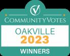 CommunityVotes Oakville 2021