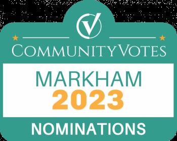 CommunityVotes Markham 2021