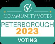 CommunityVotes Peterborough 2021