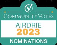 CommunityVotes Airdrie 2021