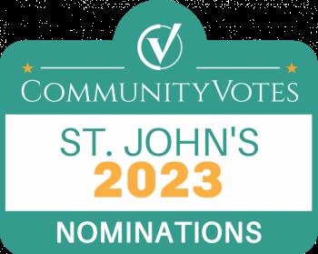 CommunityVotes St. John's 2021
