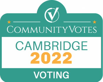 CommunityVotes Cambridge 2021