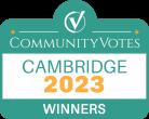 CommunityVotes Cambridge 2021