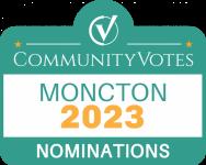 CommunityVotes Moncton 2021
