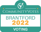 CommunityVotes Brantford 2021