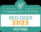 CommunityVotes Red Deer 2021