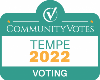 CommunityVotes Tempe 2021