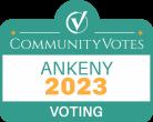 CommunityVotes Ankeny 2021
