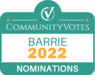 CommunityVotes Barrie 2021