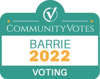 CommunityVotes Barrie 2021