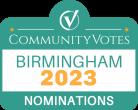 CommunityVotes Birmingham 2021
